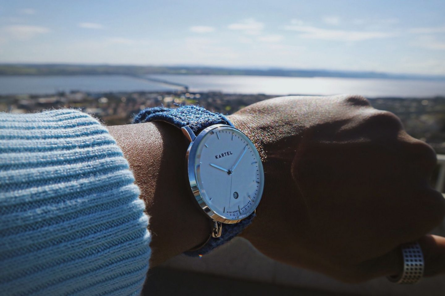 Luxury time pieces and highlands
