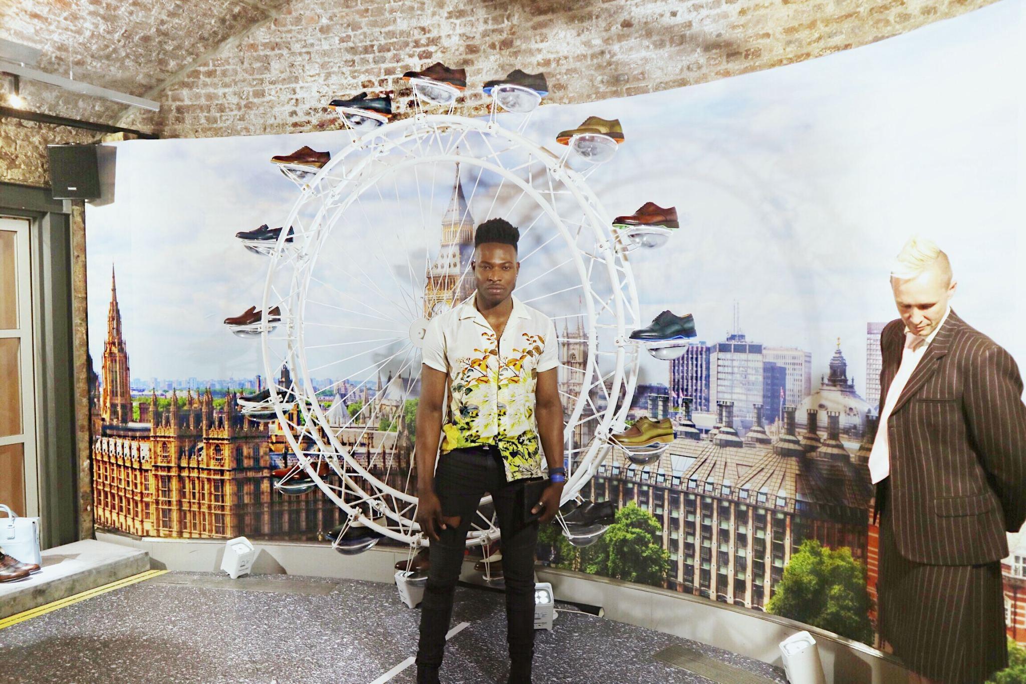 London fashion week men ss18