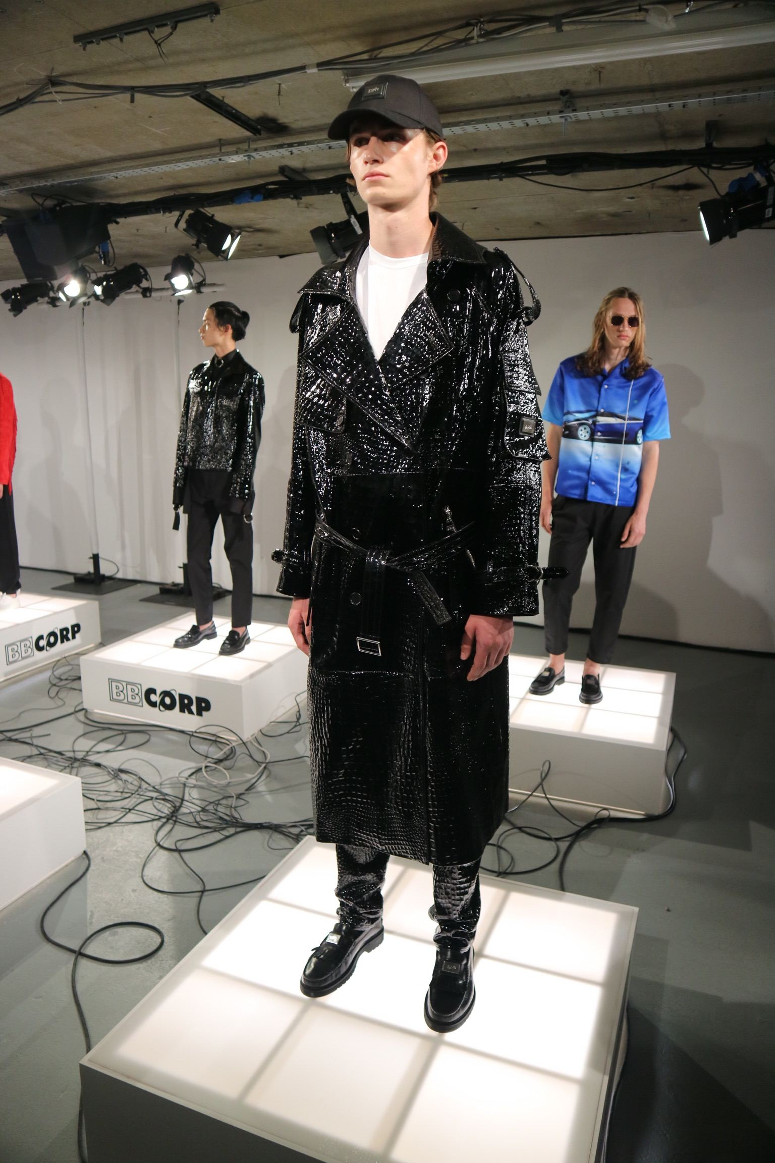 Blood brother ss18 London men's fashion week ss18