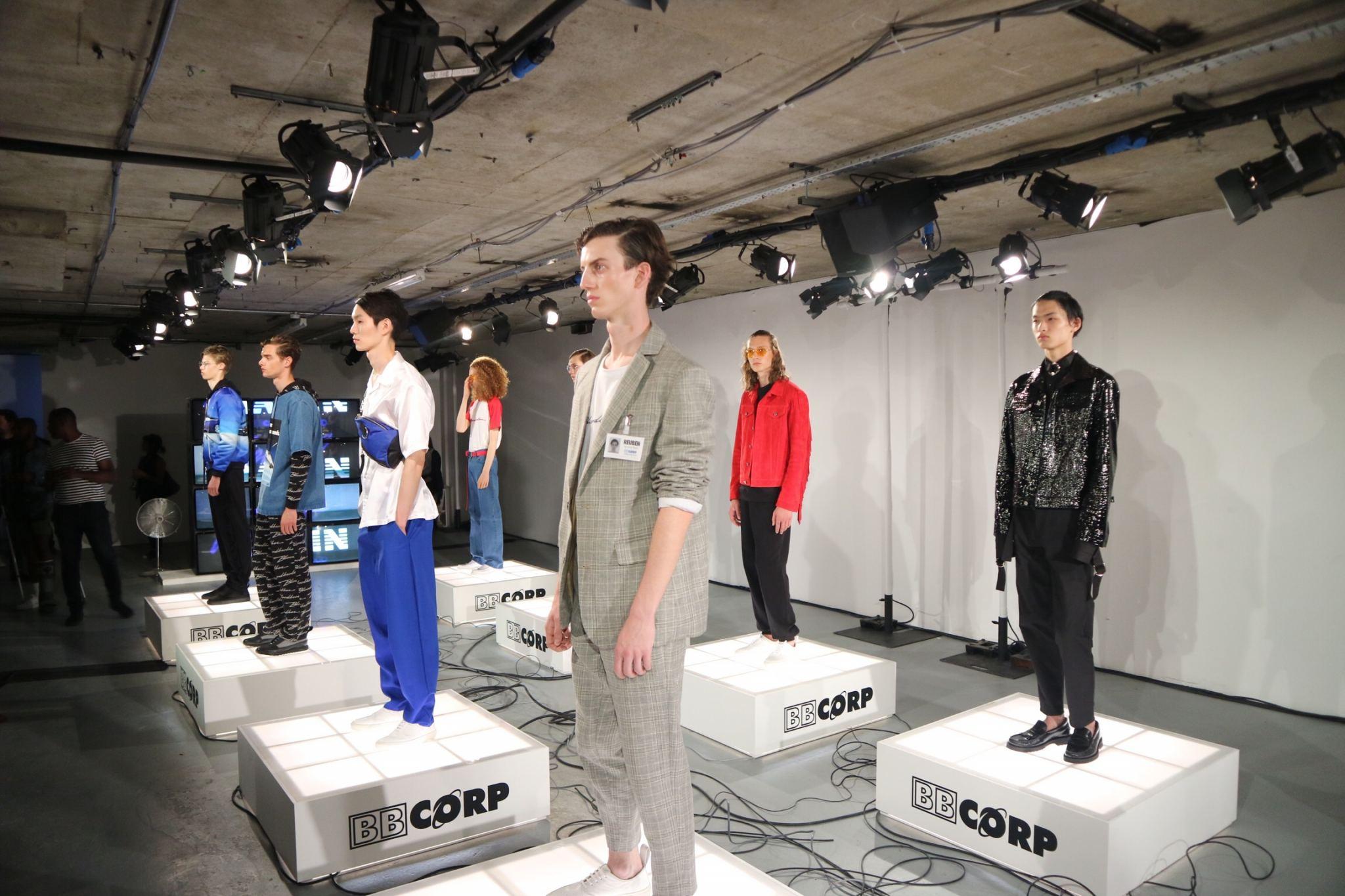 Blood brother London fashion week men's ss18