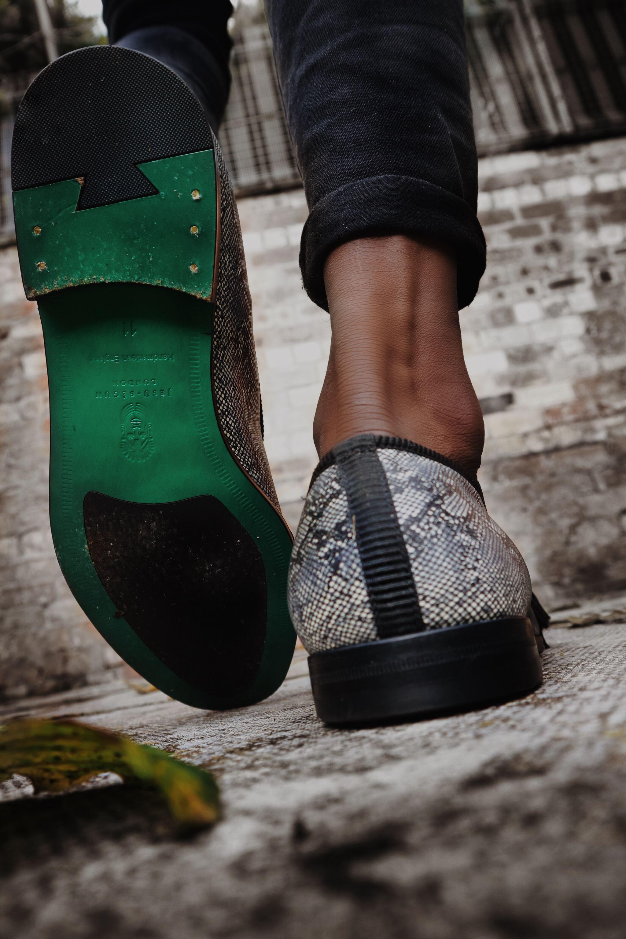 Jesusegunlondon luxury shoes