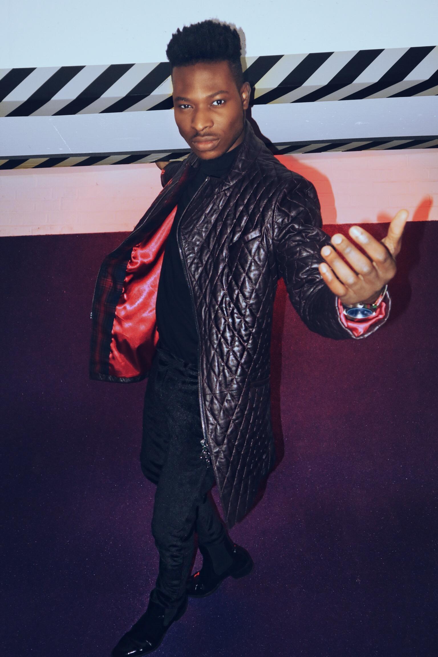 Charles Cameron jacket