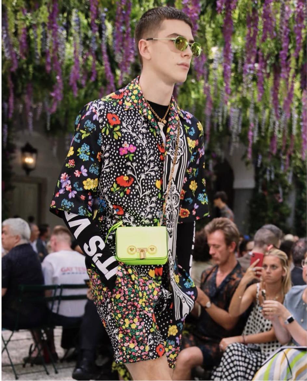 Why A Man Needs A Handbag – Top Trend