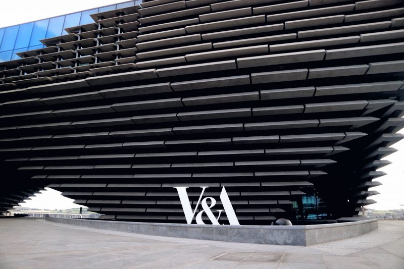V&A Dundee grand opening