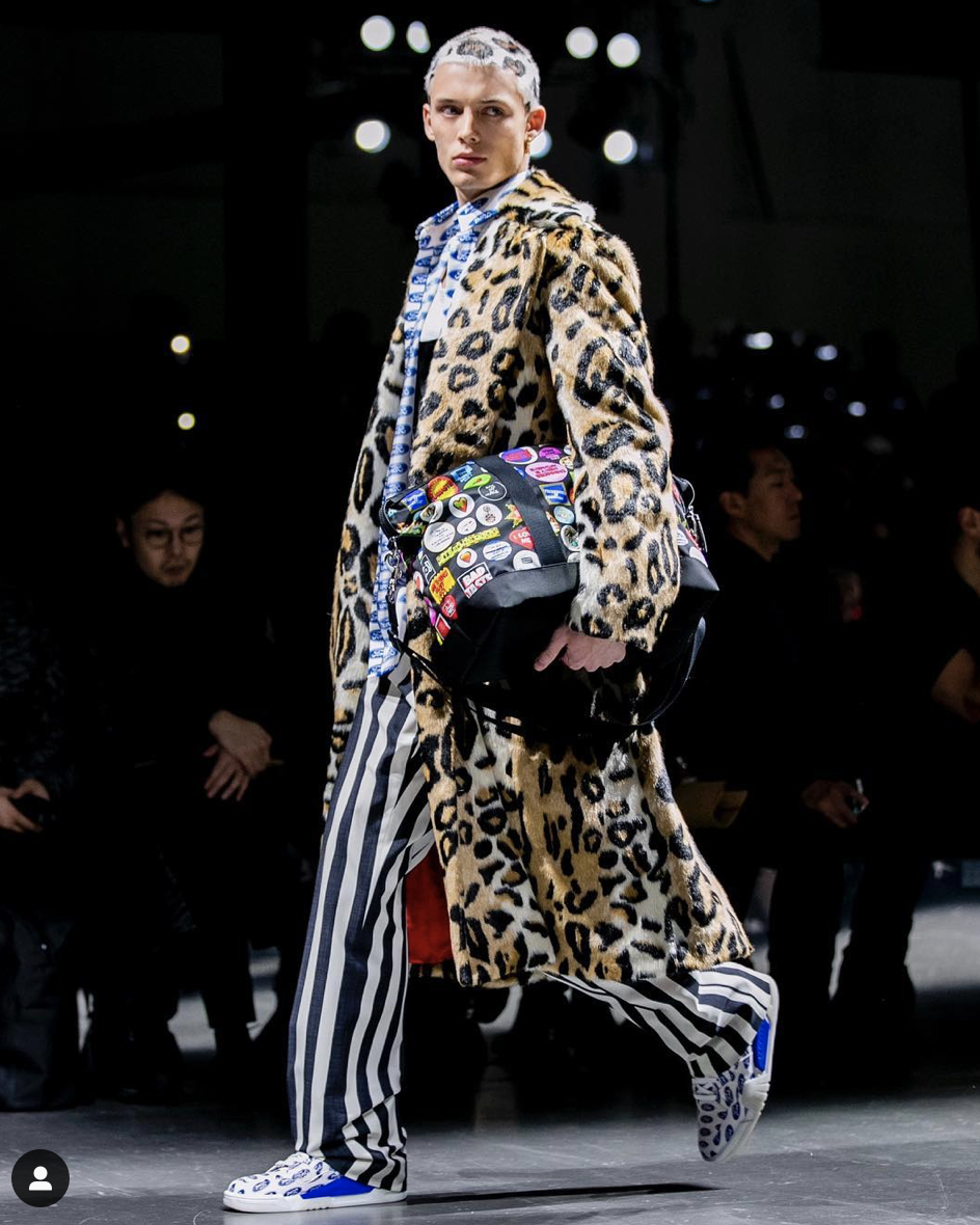ANIMAL PRINT TREND, huge AW19 Fashion week comeback? how to style.