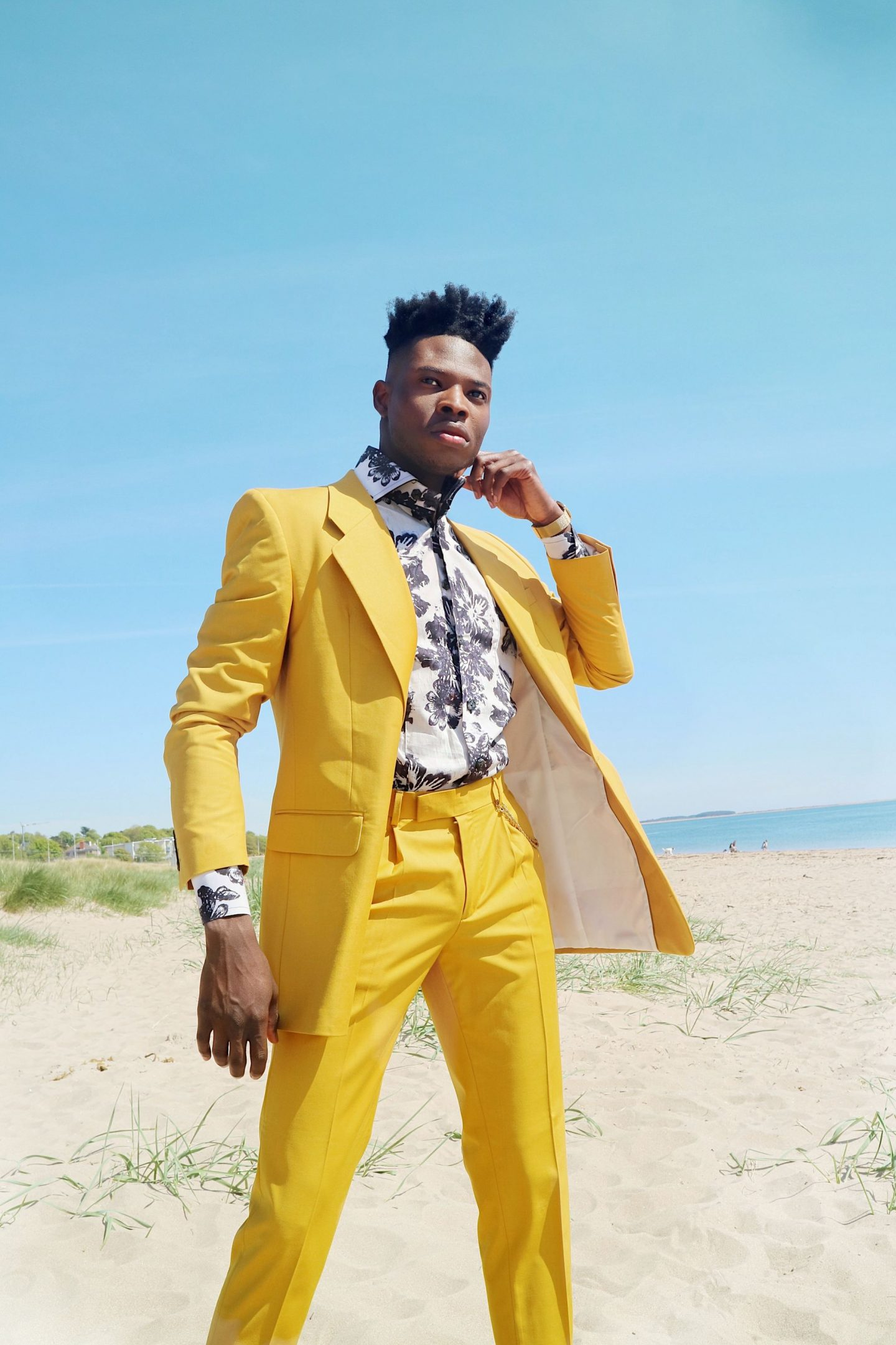 Formal to Casual shirts in seconds ft. Angelo Galasso SS19