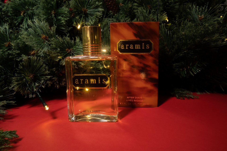 Christmas perfume photo