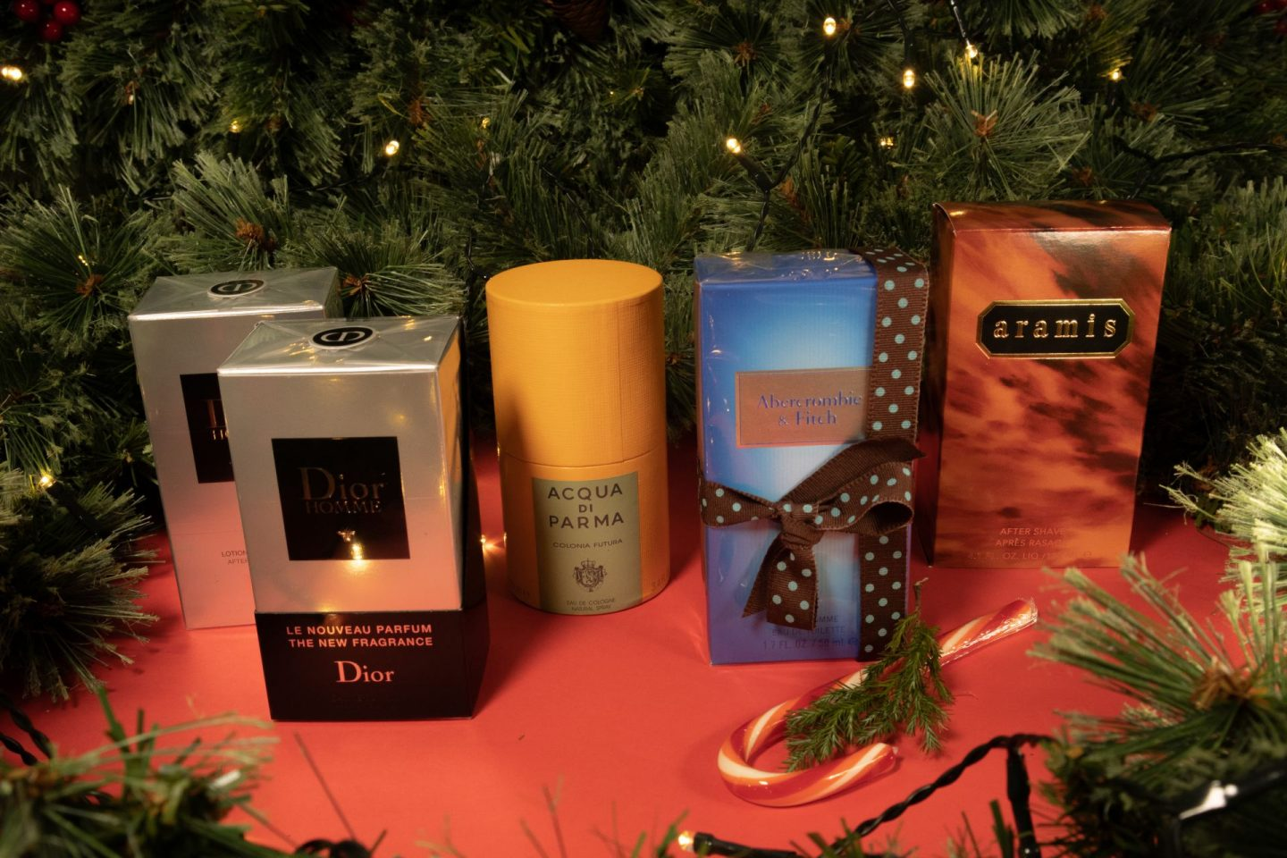 Christmas Perfume & Fragrances Gift guide 2020